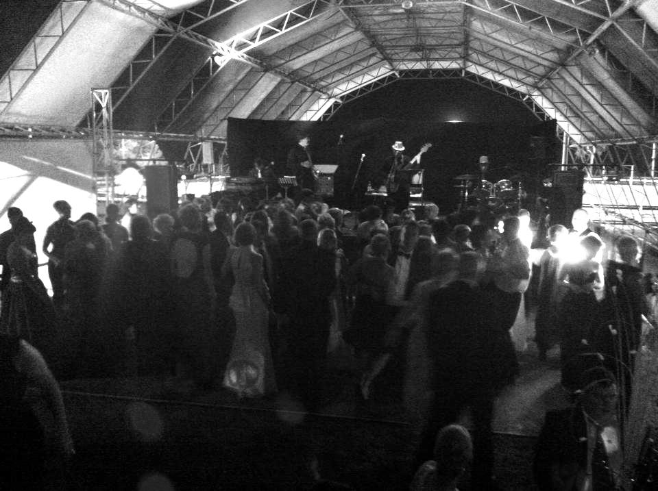 2014 Black Dog Ball held at Paradise Lagoons in the stables.
